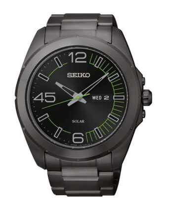 Seiko Solar Men's Watch-0