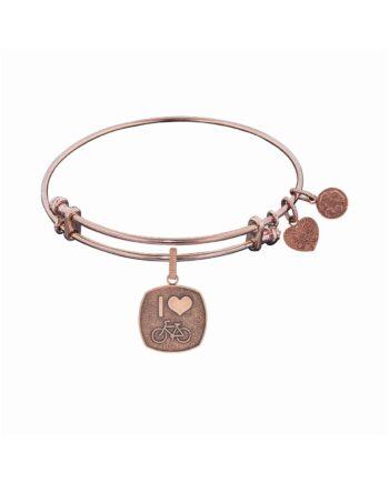 Angelica I Love Biking Bracelet-0
