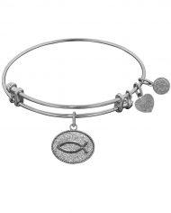 Angelica Jesus Fish Bracelet-0