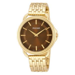 Pulsar Women's Gold Tone Watch-0