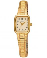 Pulsar Women's Gold Tone Petite Watch-0