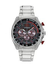 Citizen Eco-Drive Men's Chronograph with Stainless Steel Bracelet-1881