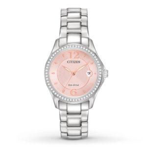 Citizen Women's Watch with Swarovski Crystals-0