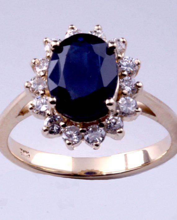 Princess Dianna Ring